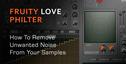Studio_tips_fruity_love_philter_noise_reduction