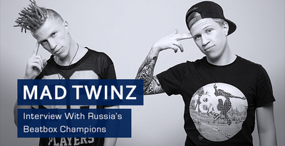 Loopmasters artist madtwinz