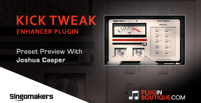 Pluginboutique jc kicktweak overview