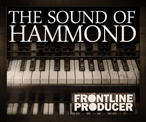 Frontline the sound of hammond 300 x 250