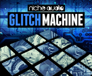 Niche glitch machine 300 x 250