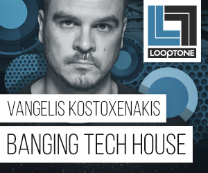 Looptone banging tech house 300 x 250