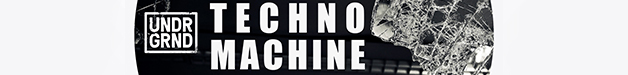 Techno machine 628x75