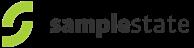 Samplestate logo dark mid