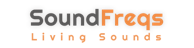 Logo soundfreqs mid light bg