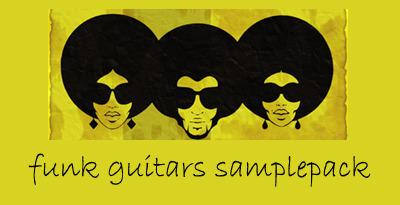Funk guitars banner big