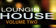 Loungin house vol.2 (banner)