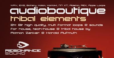 Audio Boutique Tribal Elements