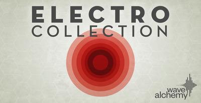 Electro collection banner