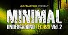 Minimal Underground Techno Vol2