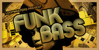 Loopmasters funk bass banner 1000 x 512
