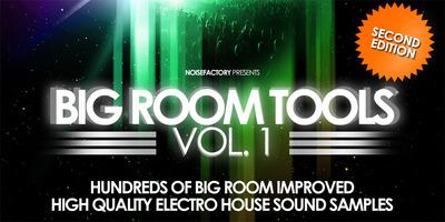 Internetcover noisefactory big room tools vol.1 second edition 1000x500