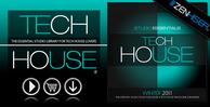 Studio essentials   tech house rct