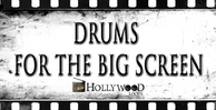Drums for the big screen 1000x512