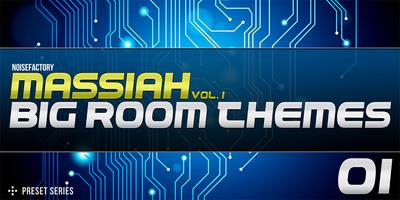 Cover noisefactory massiah vol.1 big room themes 1000x500