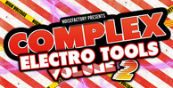 Cover noisefactory complex electro tools vol.2 1000x500