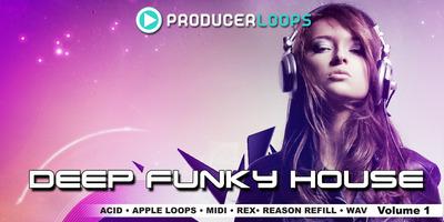 Deep funky house vol 1   1000x500