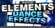 Cover noisefactory elements vol.1 dance effects 1000x500
