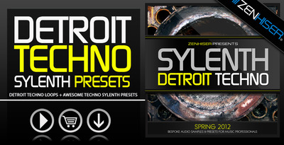 Sylenth detroit techno