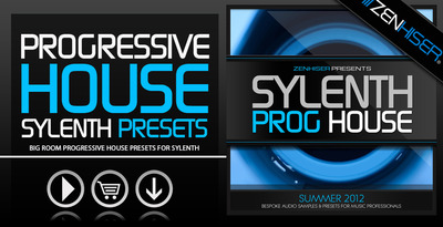 Sylenth progressive house