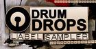 DrumDrops Label Sampler