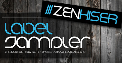 Zenhiser label sampler 2012   banner