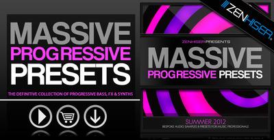 Massive progressive presets 2