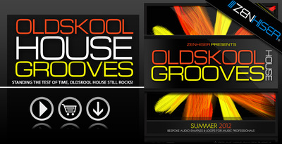 Old skool house grooves
