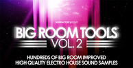 Cover noisefactory big room tools vol.2 1000x512