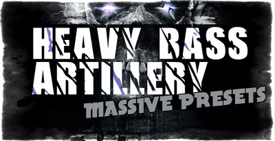 Heavy bass artillery 1000x512