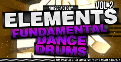 Cover noisefactory elements vol.2 fundamental dance drums 1000x512