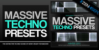 Massive techno presets