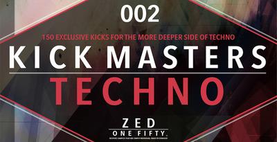 Kick masters techno