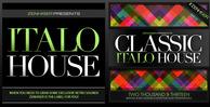 Classic italo house
