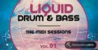Liquid Drum & Bass: The MIDI Sessions