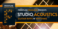 Studio acoustic sitefront banner