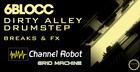 6Blocc Dirty Alley Drumstep - Kontakt Grid Machine