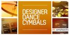 Designer Dance Cymbals