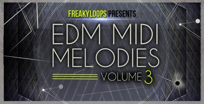 Edm midi melodies vol 3 1000x512