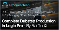 Dubstep production in logic pro all lm 582x298