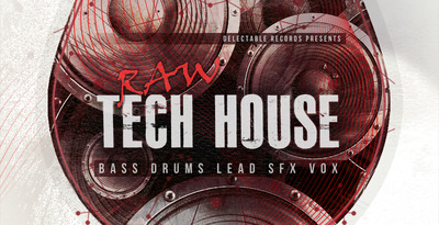 Raw tech house 512