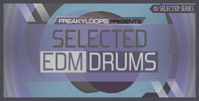 Selected edm drums 1000x512