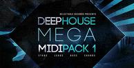 Deephouse  mega midi pack 512
