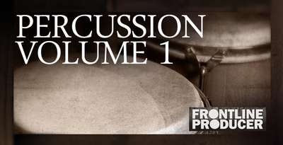 Frontline producer percussion vol 1 1000 x 512
