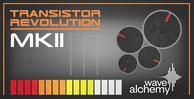 Transistor revolution banner