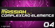 Cover noisefactory massiah vol.3 complextro elements 1000x512