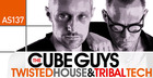The Cube Guys - Twisted House and Tribal Tech