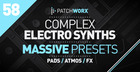 Complex Electro Synths Massive Presets
