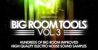 Cover noisefactory big room tools vol.3 1000x512