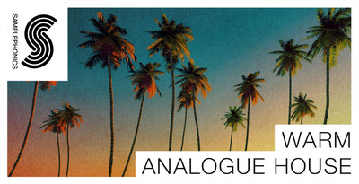 Analogue house samples bass house sounds live percussion for Classic house genre
